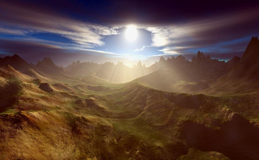 O nouă creație – o nouă conștiință…..