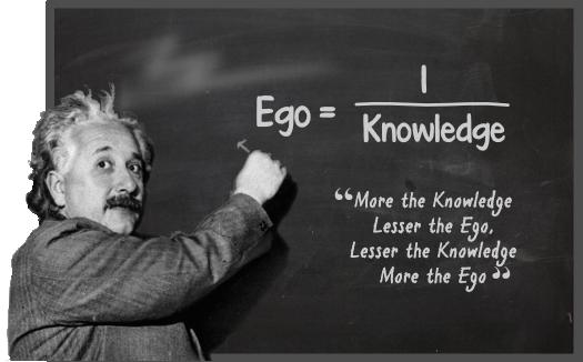 Egoul și non-acceptarea