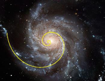 Numărul și Spirala luiDumnezeu.