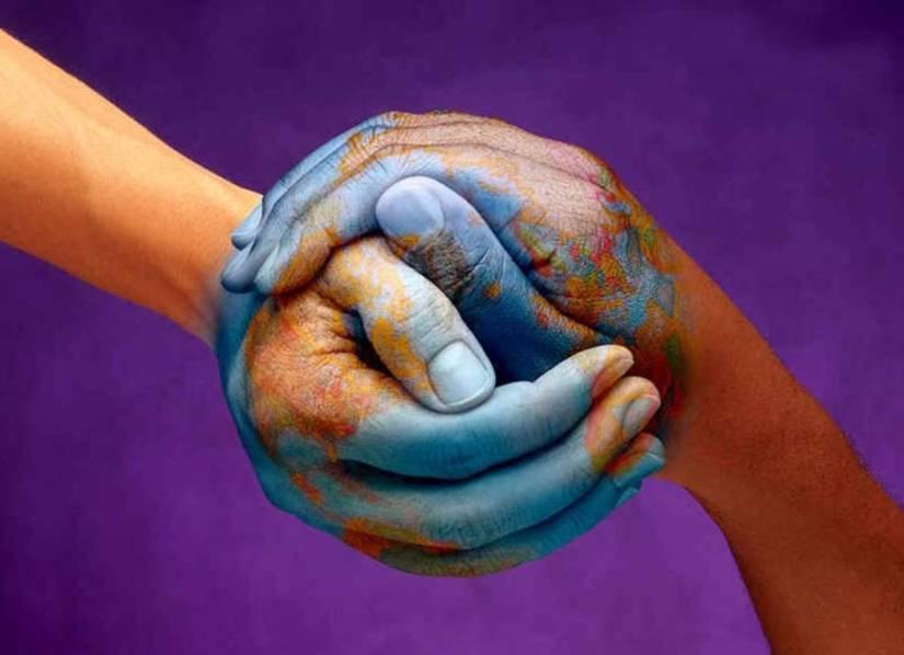 """Legea de bază a lumii spirituale se rezumă la două cuvinte: """"altruismabsolut""""."""