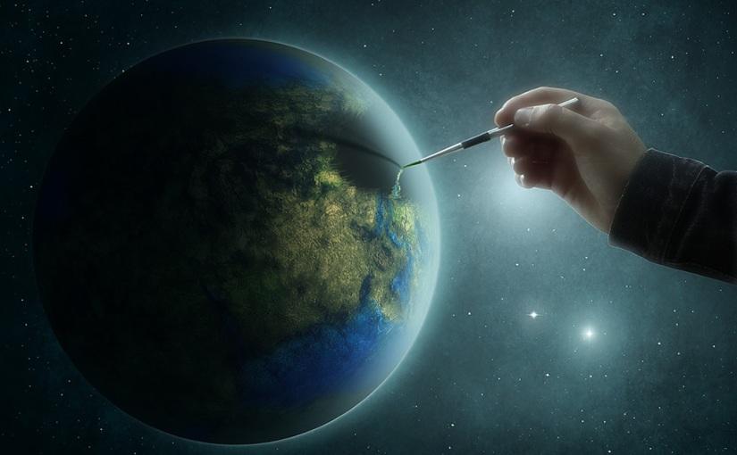 Stăpânirea Pământului.